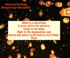 """Quote from the book """"Heroes of the Stage"""""""